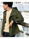 [Rakuten Fashion]【SALE/20%OFF】撥水マウンテンパーカー Sonny Label サニーレーベル コート/ジャケット マウンテンパーカー ブルー ブラック カーキ ベージュ【RBA_E】【送料無料】