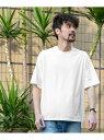 [Rakuten Fashion]TROO ISP DEO T-SHIRTS Sonny Label サニーレーベル カットソー Tシャツ ホワイト【送料無料】