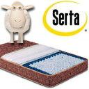 正規品 SERTA(サータ) ポケットコイルマットレス ポスチャーノーマル セミダブル 幅122×長さ196×厚さ26cm【送料無料】
