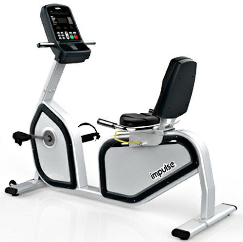 【impulse/インパルス】リカンベントバイク[Slim Fit Gym スリムフィット]有酸素運動 トレーニング器具