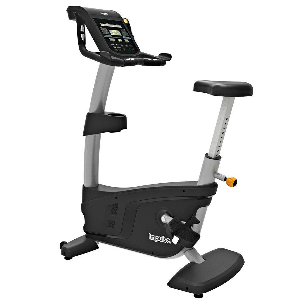 【impulse/インパルス】アップライトバイク[Slim Fit Gym スリムフィット]有酸素運動 トレーニング器具