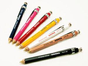 树车轴活动铅笔s   [记事本/笔记本事情][开始削黄铜,笔尖#+