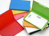 【ABS樹脂製のシンプルなカードケース】プラカードケース