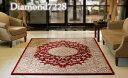 ラグ カーペット ラグマット 北欧 シャギーラグ rug carpet 【スミノエ製】 ダイヤモンド7228 170cm×240cm