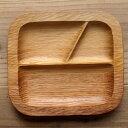 【SALE】ラオス製 木製 キッズ トレー プレート