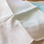 fog linen work フォグリネンワーク リネンキッチンクロス 刺繍地-ホワイト[メール便対象品]