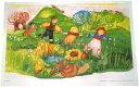 【SALE】ドイツ Eva-Maria Ott-Heidmann エバマリア・オットーハイドマン 水彩画ポスター