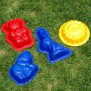 砂場遊び 砂遊び 水遊び 砂型 外遊び おもちゃ かわいい 子供 Gluckskafer グリュック...