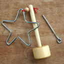 楽器 おもちゃ トライアングル スターチャイム 日本製 ベビ...