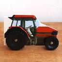 イギリス DK出版 車輪付き絵本ウィーリー-トラクター