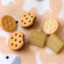 Totalitat トタリタット アメリカ ボタン ガローア 6個セット‐クッキーとクラッカー[メール便対象品]