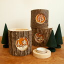 ドイツ Waldfabrik ヴァルトファブリック クリスマス 木製 キャンドルホルダー