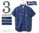 [送料無料]フェローズ/PHERROW'S(PHERROWS) 日本製 ウォバッシュ半袖ワークシャツ(750WSS-W)