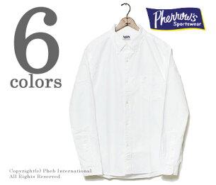 ポイント オックスフォード ボタンダウンシャツ