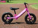 GRAPHIS ペダルなし自転車 GR-BABY (ピンク) 12インチ ランニングバイク ブレーキ・スタンド付き 子供 幼児 自転車 通販 プレゼントにぴったり!【送料無料】