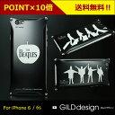 ザ・ビートルズ【iPhone6/6s MUSIC SMARTPHONE DURALUMIN CASE THE BEATLES】携帯ケースギルドデザイン iPhone6/iPhone6s (4.7inch) アイフォン6/6s【送料無料】