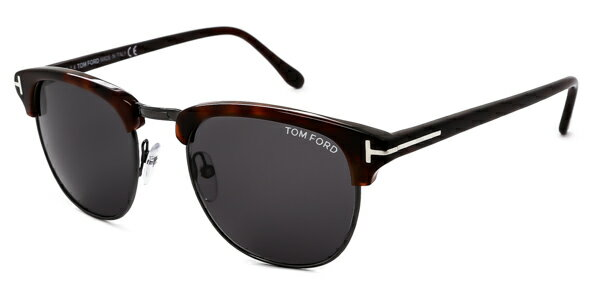 Tom Ford FT0248 HENRY (トムフォード) サングラス 52A【送料無料】