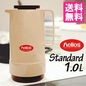helios desk thermos Standard 1.0L (standard) / Helios fs3gm