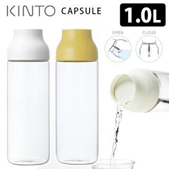 KINTO CAPSULE ウォーターカラフェ 1 l / KINTO fs3gm