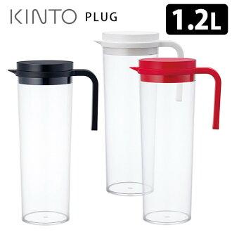 Water PLUG KINTO jug / KINTO fs3gm