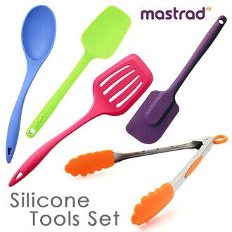 mastrad silicone tool set / mastrad fs3gm