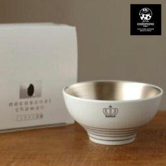 nocosanai ノコサナイ bowl (platinum) (BLBD) fs3gm)