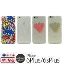 キース・ヘリング iPhone6 Plus ハードケース Keith Haring Collection Ice Case for iPhone 6 Plus iPhone 6 アイフォン6 アイホン6 アイホン6ケース iPhone6ケース カバー ハードカバー スマホケース スマホカバー キースヘリング キースへリング