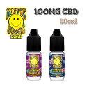 Hippie Juice CBD 100mg Vape Ju...