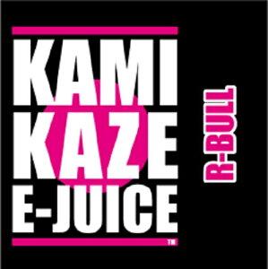 電子タバコ リキッド KAMIKAZE E-JUICE R-BULL カミカゼ レッドブル 15ml VAPE