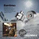 【WISMEC】 Bambino バンビーノ RDA 電子タバコ アトマイザー 電子たばこ VAPE 05P05Nov16