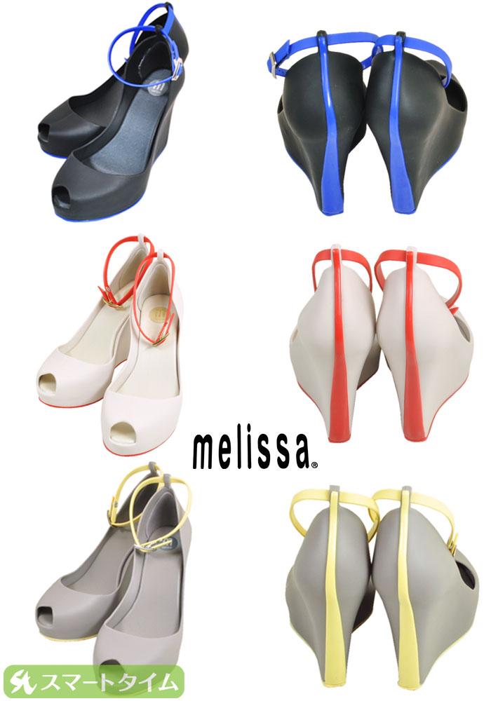 【あす楽】 MELISSA / メリッサ PATCHULI VII 31303 ウェッジソール レインシューズ 【ラバーシューズ】【パンプス】【靴】【並行輸入】【楽ギフ_包装選択】