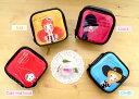 パリジェンヌシリーズ&赤ずきん メイクアップポーチ Shinzi Katoh Design Make-up pouch Parisienne/redhood yp064-4a
