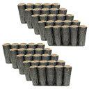 【送料無料】【お得な20個セット】サンポリ プラスティック擬木 はなえ80φ 5連平行杭タイプ H200 お庭の縁取り diy 花壇 囲い 土留め ブロック 仕切り フェンス 柵 ガーデニング 樹脂製 プラ 擬木 Flowerbed Artificial Wood