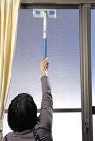 擦干净窗纱雨刷器保持了两个长的时间[C0200] 8aug09P10] [关闭[窓・網戸きれいワイパーロング[C0200]【RCP】10P01Mar15【楽ギフ包装】]