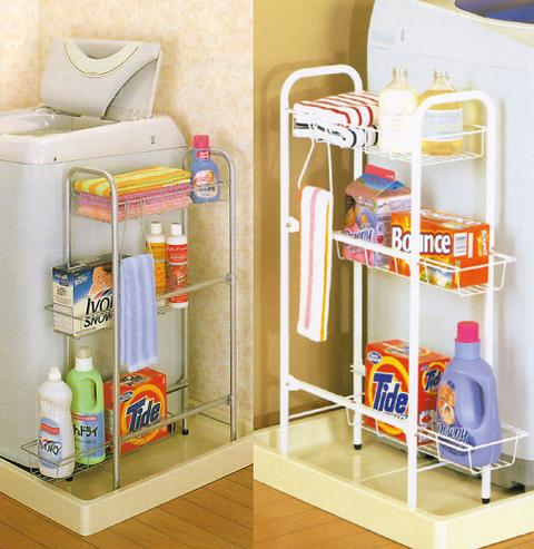 洗濯機サイドラック /P20Feb16...:smile-hg:10000129