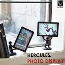 写真立て フォトフレーム umbra アンブラ / ヘラクレスフレーム ブラック HERCULES PHOTO DISPLAY【P10】/10P01Oct16