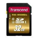 Transcend SDHC UHS-I 32G U3x 95MB CLASS10