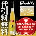 【代引料無料】青りんごと蜂蜜のジュレ梅酒 500ml (PLUM ジュレ梅酒シリーズ)