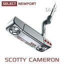【在庫セール】Scotty Cameron NEWPORT ...