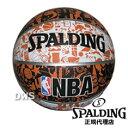 スポルディング グラフィティ STREET SERIES Graffit 7号球 [SPALDING]【バスケットボール】【グラフティ】【代引料無料】