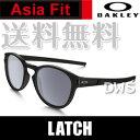 【オークリー サングラス】オークリー ラッチ (Asia Fit) OO9349-01 matte black 【送料無料】【代引料無料】 (A)OAKLEY Latch