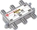 5分配器[2K・4K・8K対応] DXアンテナ 5DMS