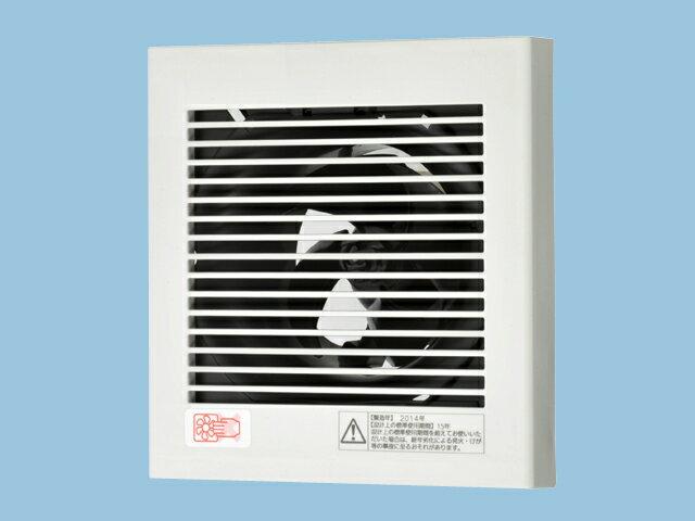 【在庫有り・送料無料】パナソニック(Panasonic) パイプファン 排気形(プラグコード付) FY-08PD9【FY08PD9】