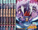 メタルファイト ベイブレード バトルブレーダーズ編 1〜7 (全7枚)(全巻セットDVD)/中古DVD