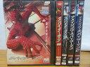 (H)[DVD洋]スパイダーマン1〜3、アメイジングスパイダーマン1、2 (全5枚)(全巻セットDVD)/中古DVD(NEW201705)【中古】