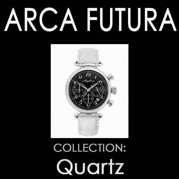 取寄品 正規品ARCA FUTURA腕時計 アルカフトゥーラ 515BKWH Quartz メンズ腕時計 auktn 送料無料 保証付き メンズ腕時計Men'sうでどけいブランドランキング