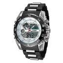 デュアルタイム アナデジ腕時計 デジアナ HPFS615-S...
