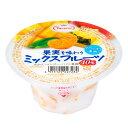 [冷凍食品](株)たらみ 果実を味わう ミックス 150g×6個 | フルーツ 果物 みかん マンゴー パイン ミックス 食感 溶けない アイス デザート スイーツ ゼリー たらみ 冷凍ゼリー フルーツアイス 冷凍