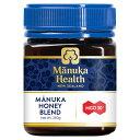富永貿易 マヌカハニー MGO30+ / ブレンド 250g   蜂蜜 はちみつ インフルエンザ のど のど飴 癌 花粉症 スーパーフード ローヤルゼリー 殺菌効果 風邪 風邪対策 インフルエンザ対策 敬老の日 母の日
