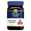 富永貿易 マヌカハニー MGO115+ / UMF6+ 500g   蜂蜜 はちみつ インフルエンザ のど のど飴 癌 花粉症 スーパーフード ローヤルゼリー 殺菌効果 風邪 風邪対策 インフルエンザ対策 敬老の日 母の日